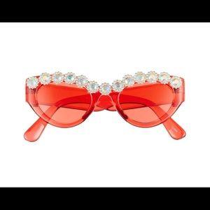 taylor swift rhinestone embellished gem sunglasses